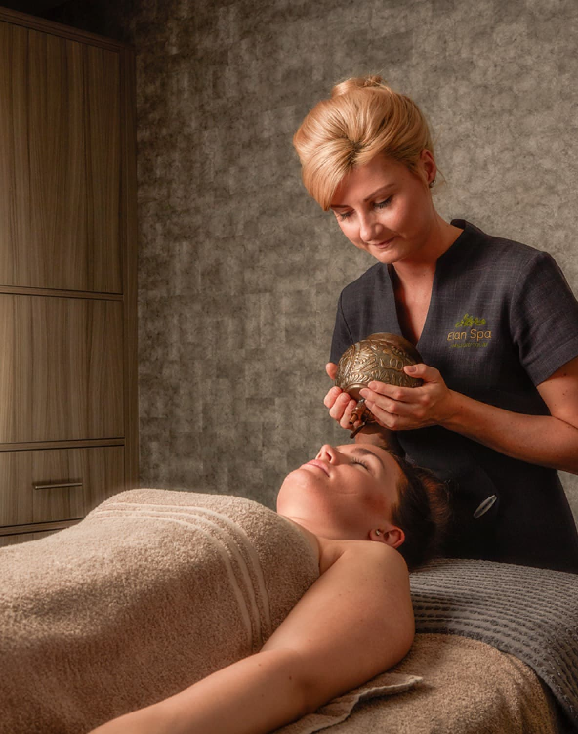 Relax and unwind in the Eden Hotel Collection's Elan Spa