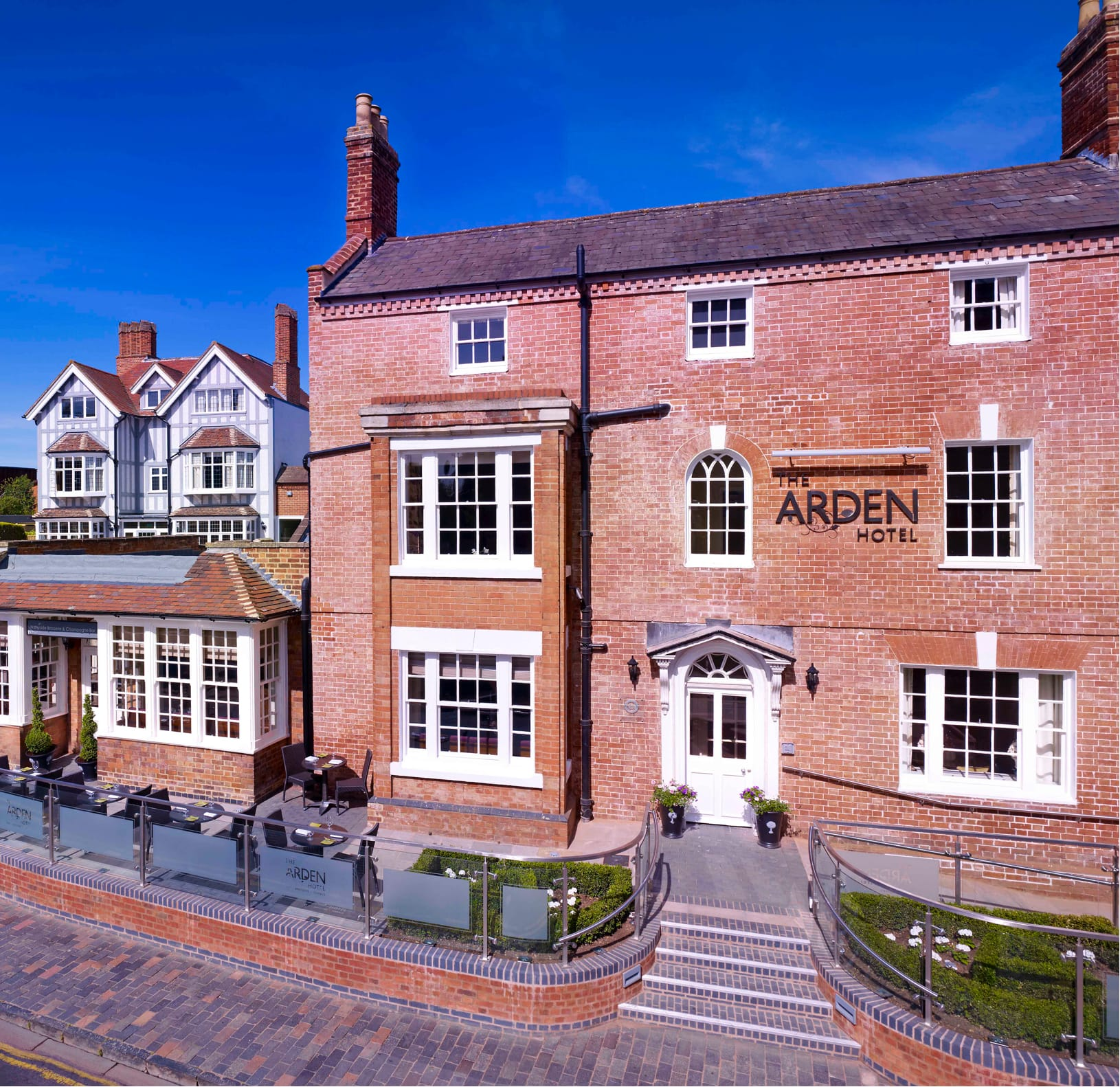 Choose to visit the Arden Hotel in Stratford-upon-Avon as part of the Eden Hotel Collection.