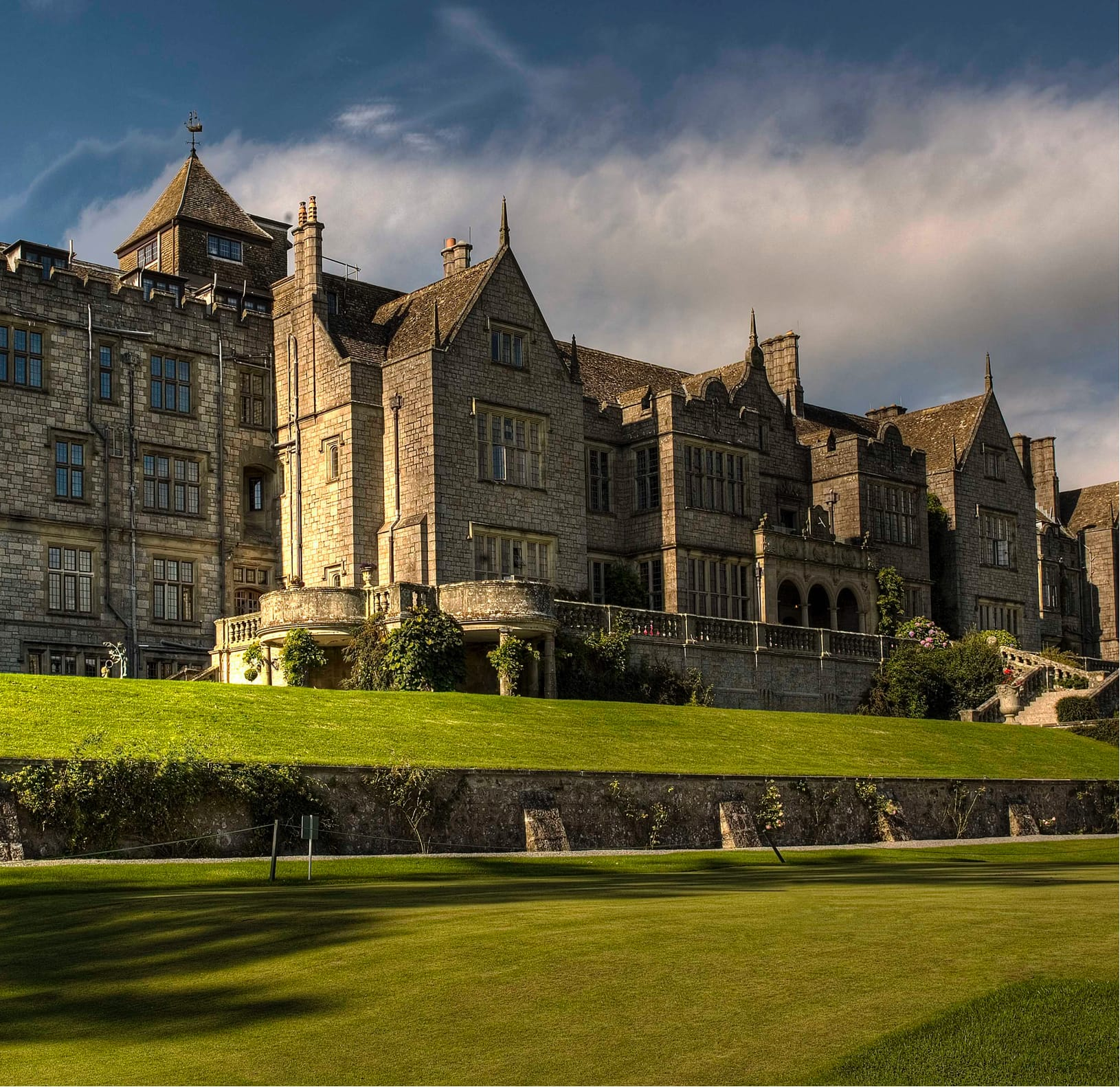 Choose to visit Bovey Castle Hotel and Spa in Dartmoor as part of the Eden Hotel Collection.