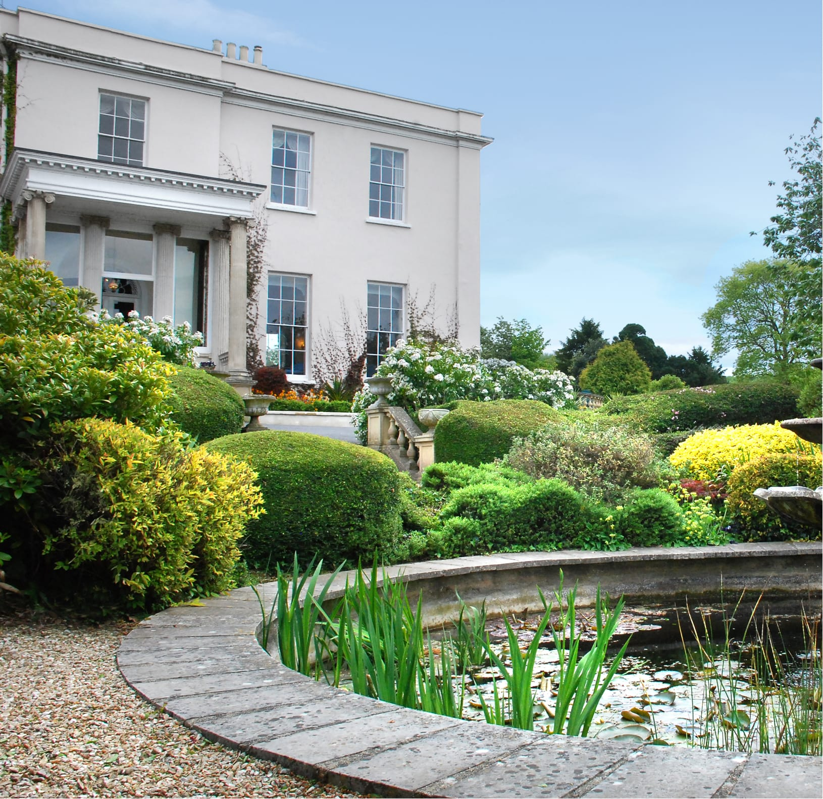 Choose to visit the Mount Hotel and Spa in Somerset as part of the Eden Hotel Collection.