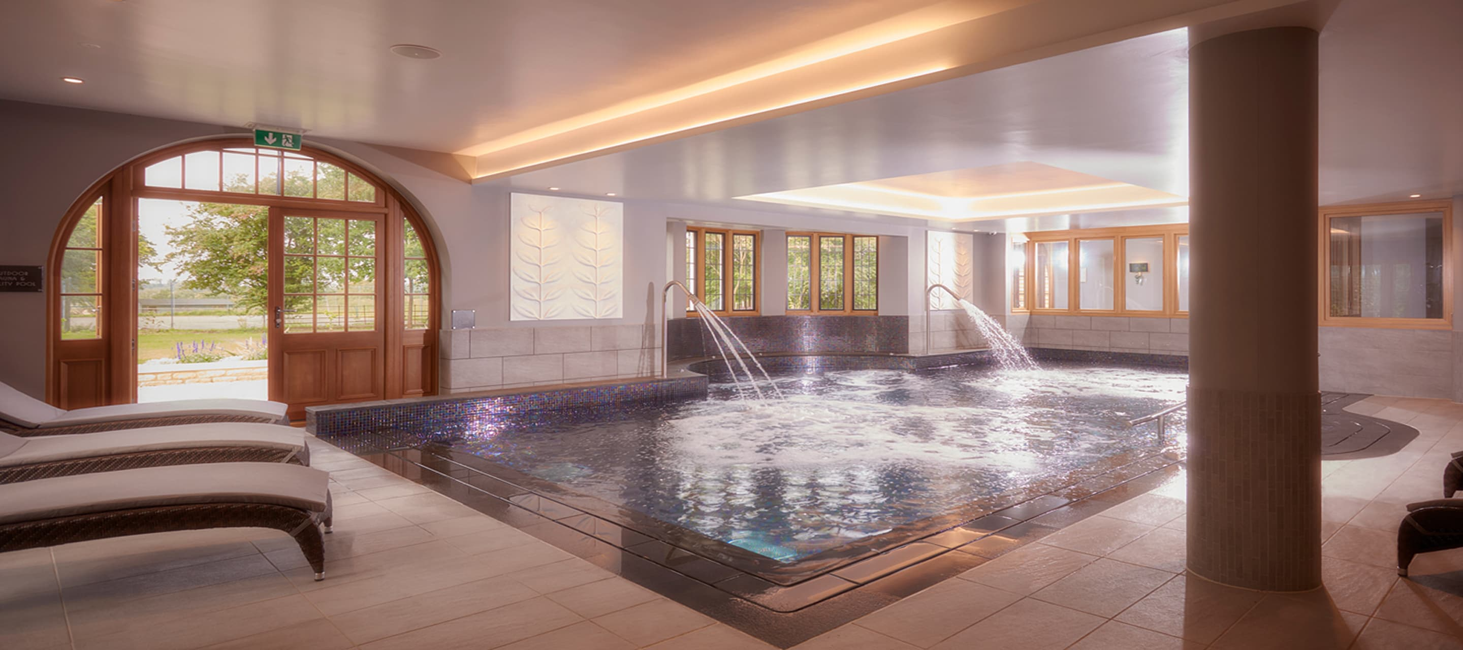 Eden Hotel Collection's spa at Mallory Court | Eden Hotel Collection Group