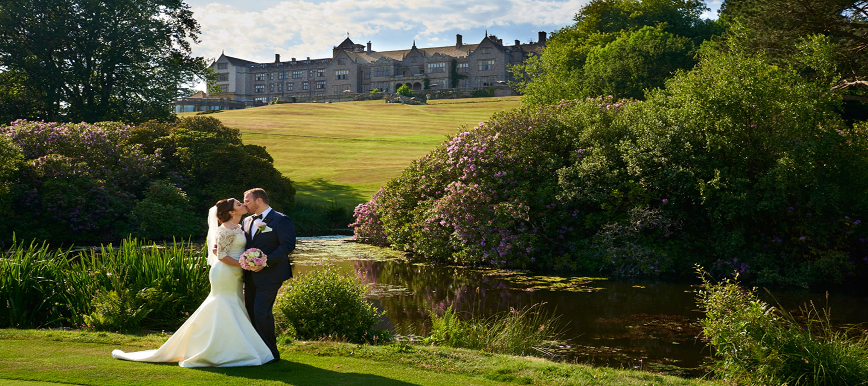 Wonderful English weddings with the Eden Hotel Collection