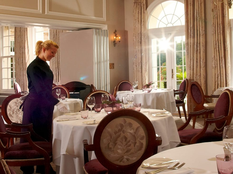 brockencote hall hotel vacancy commis waiter/waitress