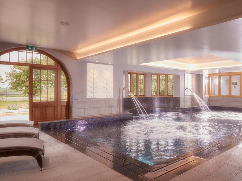 Pool at Elan Spa Mallory