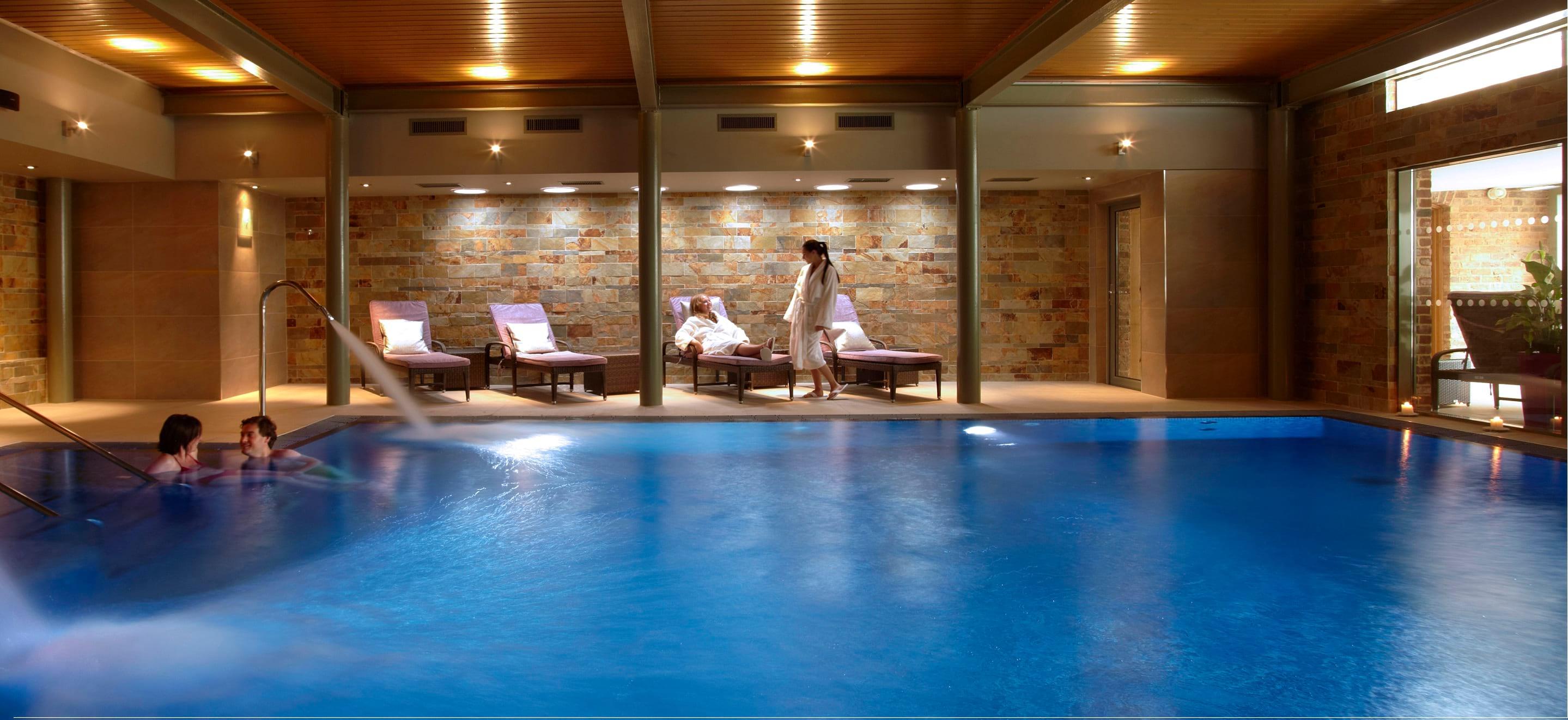 Pool at Elan Spa Greenway