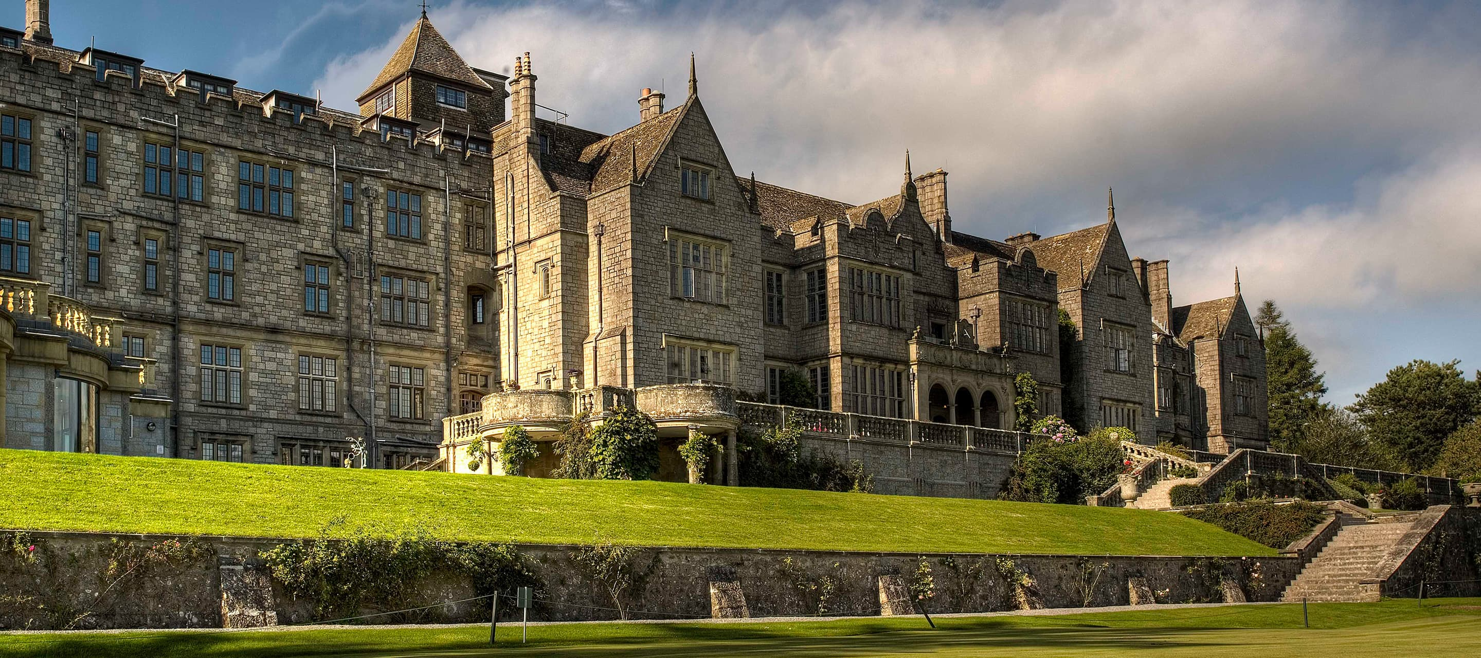 Bovey Castle in Devon appoints Martin Kelly as new General Manager