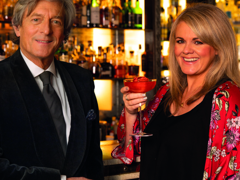 Nigel Havers & Sally Lindsay