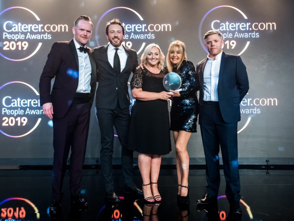 Caterer.com winners