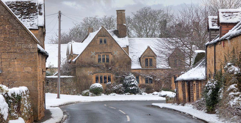 Christmas breaks in the UK